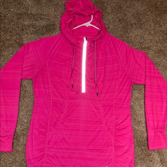 HOT PINK pullover running jacket sz XL Women. M 5aa82dae2ab8c54e0b1dc645 8d85c28c3